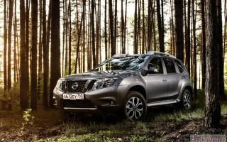 Стала известна дата появления Nissan Terrano прошедшего рестайлинг
