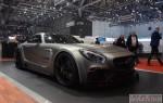 Mansory представил Mercedes AMG GT S с 720-сильным движком