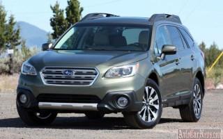 На рынке РФ стартовали продажи нового Subaru Outback 2015