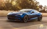 Дизайнеры Aston Martin снесли крышу суперкару Vanquish S
