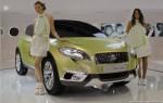 Рестайлинговая модель SUV Suzuki SX4 – фото уже в интернете
