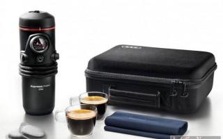 В автомобилях Audi появится встроенная мобильная кофеварка