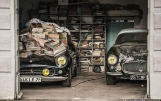Найден «Клондайк» для коллекционеров раритетных автомобилей