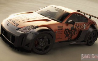 Вы спрашивали – 2-х дверный спорткар Nissan 350Z