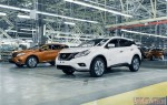 Под Санкт-Петербургом началась сборка Nissan Murano 2016 – 2017