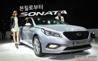 Сравниваем 2015 Hyundai Sonata Hybrid с предшественником