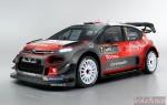 Французы представили раллийного монстра Citroen C3 WRC 2017