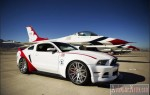 Эксклюзив — Ford Mustang GT U.S. Air Force 2013