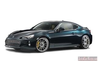 Тюнеры ателье DAMD сделали из Toyota GT86 породистый Aston Martin
