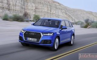 Баварцы официально представили II-поколение Audi Q7 2015
