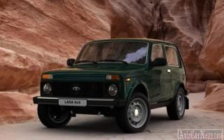В продажу поступит версия Lada 4×4 названная Elbrus Edition