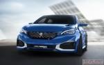 Вы спрашивали — прототип новой модели Peugeot 308R в версии Hybrid