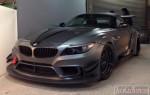 BMW Z4 в агрессивном тюнинге от ателье Varis