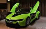 Эко-модель суперкара BMW i8 получит версию в кузове кабриолет