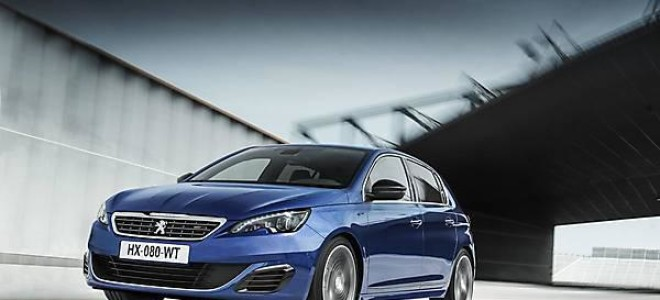 Французы рассекретили Peugeot 308 2015 с приставкой GT