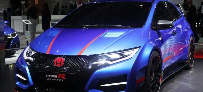 Поклонники Civic Type R получат еще один Concept от Honda