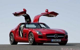 Mercedes-AMG вновь станет выпускать суперкары с «крыльями чайки»