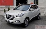 Новая модель кроссовера 2015 Hyundai Tucson III-генерации