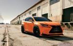 Тюнинг ателье 360 Elite Motorworks доработало Lexus NX 200t
