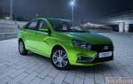 АвтоВАЗ старт продаж Lada Vesta отметит особым мероприятием