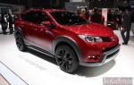 Внедорожник Toyota RAV4 подробный обзор