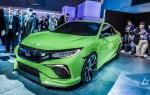 Нью-Йорк 2015 – прототип «эпичного» Civic от Honda