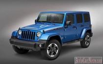 Новый Jeep Wrangler Polar 2014