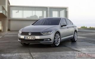 Обзор нового Volkswagen Passat 2015 мод. года
