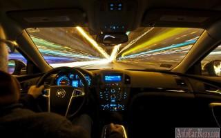 Советы новичкам – ночное вождение, что нужно знать