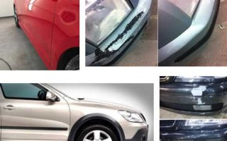 Профессиональная локальная покраска – тонкое восстановление кузова