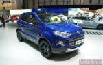 Компания Ford представила обновленную модель паркетника EcoSport