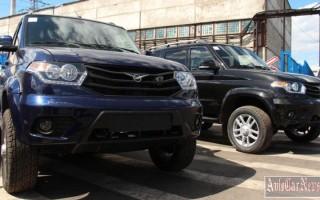 Коротко — УАЗ оснастят опцией, которая так необходима внедорожнику