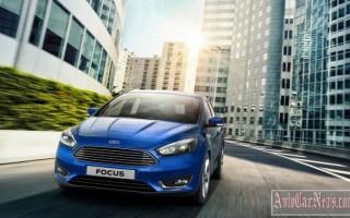 Объявлена цена модели Форд Фокус 2015 после рестайлинга