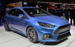 Форд привез в Женеву самую мощную версию Фокус 2015