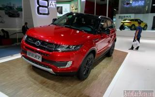 В августе на рынок выходит китайский кроссовер LandWind X7