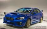 Новое поколение Subaru WRX STI 2014