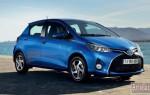 Японский производитель обновил свой хэтчбек Toyota Aygo