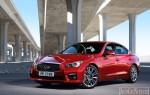 Обновленная модель седана Infiniti Q50 – объявлена цена