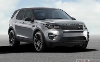 Land Rover Discovery Sport получит новый дизельный агрегат