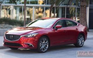 Состоялась презентация обновленных универсала и седана Mazda 6