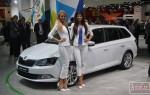 На рынке России осенью появятся две новых модели Skoda