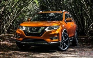 Представлена новая модель Rogue популярного кроссовера Nissan