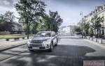 Обновленный Toyota Highlander 2017 — цена объявлена