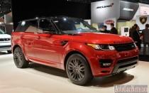 Нью-Йорк 2015 — Range Rover Sport 2015 получил версию HST