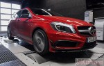 Новый хэтчбек Mercedes-Benz A 45 AMG