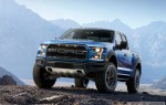 Детройт 2015: «заряженный» pickup Ford F-150 Raptor