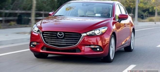 Представлен обновленный вариант модели 2017 Mazda 3