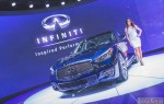 Нью-Йорк 2014 – new sedan Infiniti Q70 2015
