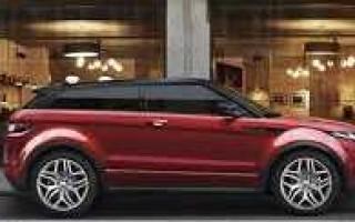 Комплектации Range Rover