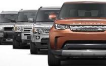 Новый Land Rover Discovery 5
